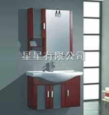 尼橡木浴室柜